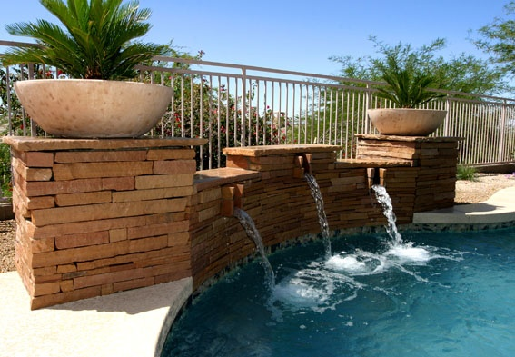 1000 ideas about pool water on pinterest palms blue for Water pool design