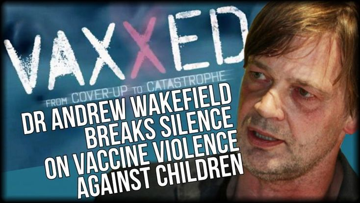VIDEO: Dr Andrew Wakefield took his documentary about the fraud in vaccine science, VAXXED From Cover-up to Catastrophe, to its