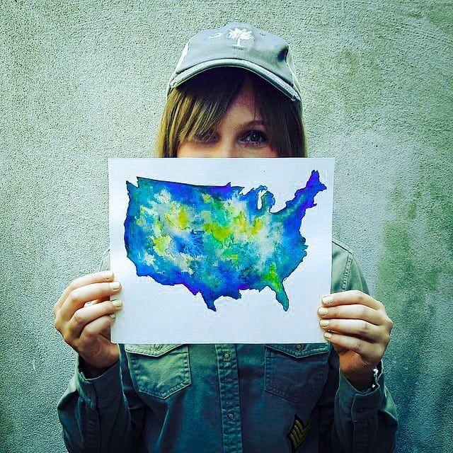 Where's your hometown? Mine is Stevensville, Montana. Tell