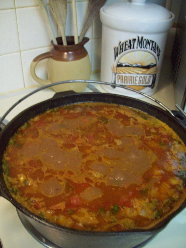 Elk Meat Chili! I have elk to use so this would be Great! Adam will love it!