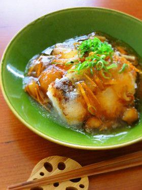 鱈と野菜のみぞれあんかけ by blue☆moon [クックパッド] 簡単 ...