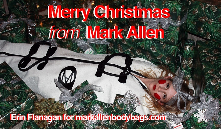Merry Christmas from Mark Allen