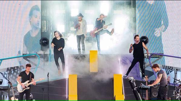 One Direction // OTRA Vienna (6.10.15)
