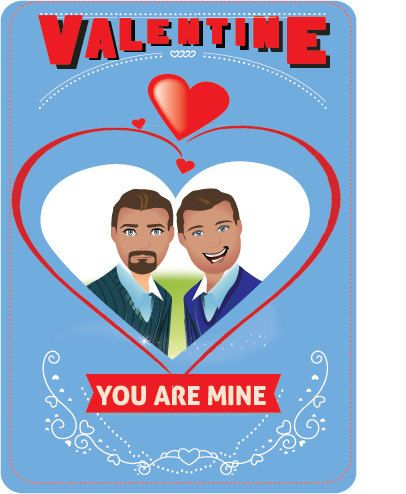 personalised lesbians wedding celebration cards - Gay Valentines Cards
