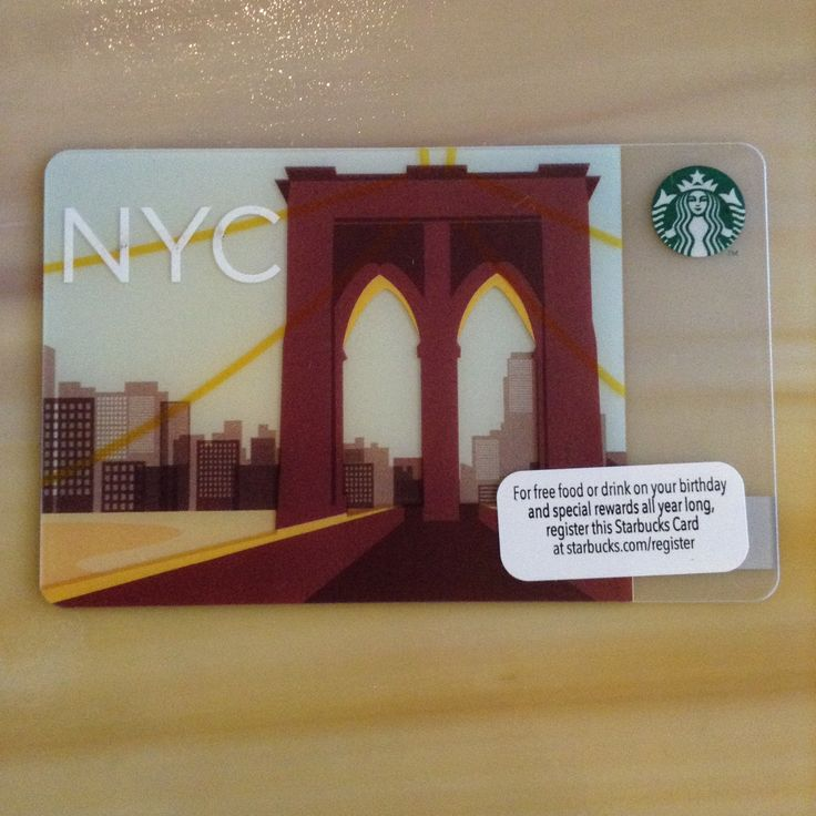 This card was available in select NYC stores and surrounding counties in New York City, U.S.A. This card ships with a $0.00 balance.    Please feel free to contact us via SPREESY if you have any questions or concerns. | Shop this product here: spreesy.com/mysbuxcollection/76 | Shop all of our products at http://spreesy.com/mysbuxcollection    | Pinterest selling powered by Spreesy.com