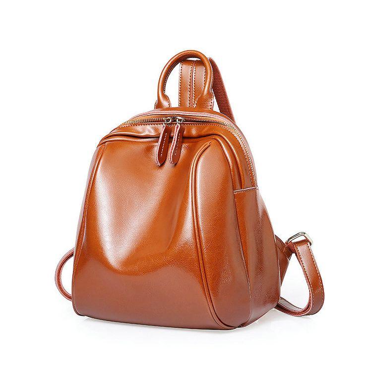 Bolso mochilas de piel mujer casual en línea barata mochila de viaje chicas [AL93201] - €46.51 : bzbolsos.com, comprar bolsos online
