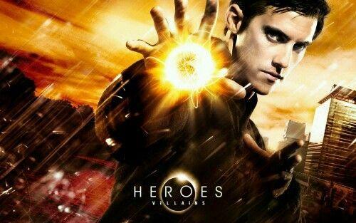 Milo Ventimiglia Heroes