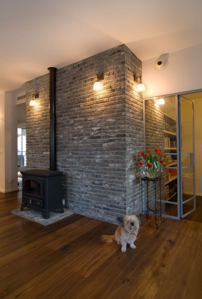 find this pin and more on pellet stove fireplace wall ideas entry wood burning stove design