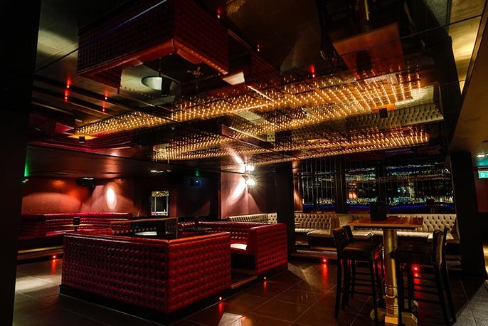 Tibbatts*Abel Nox Nightclub Design, Aberdeen