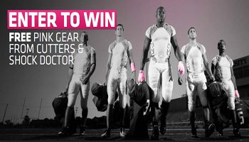 Enter The Pink Cutters Glove Giveaway | Ends 8.31.13