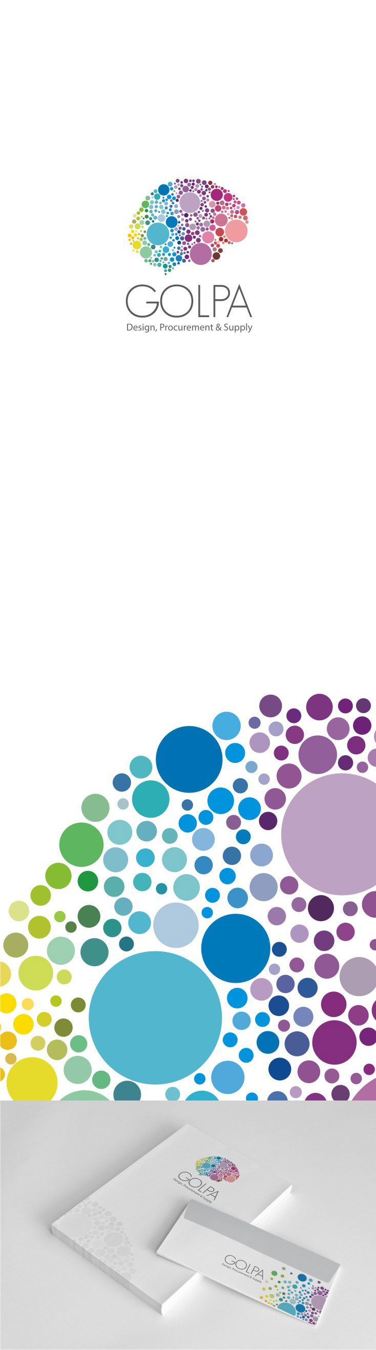 Brain Logo Design by Majid Abparvar www.lotusstudio.co