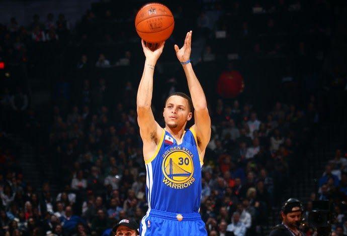Blog Esportivo do Suíço: Stephen Curry vence torneio de 3 pontos com marca impressionante