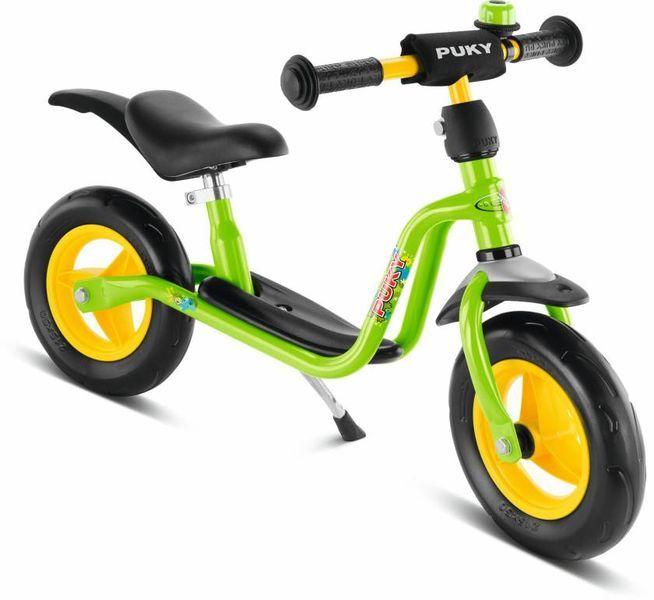 Puky LR M Plus Løbecykel fra 2 år / 85 cm og opefter – Den perfekte børnecykel til at træne balancen, koordinationen og selvtilid bag styret.