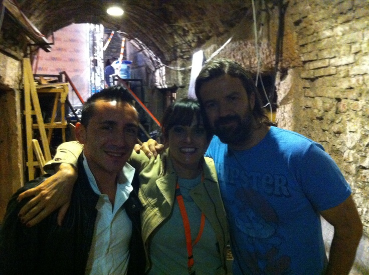 WIND MUSIC AWARDS Kekko e Jarabe de Palo