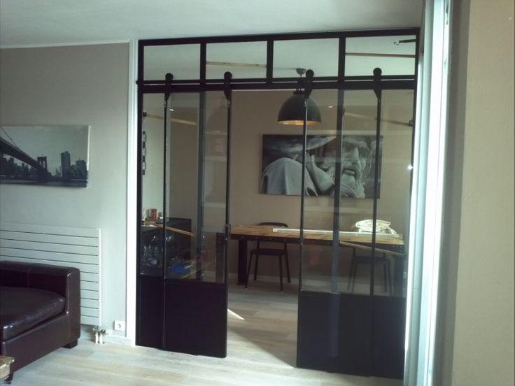 17 meilleures id es propos de baie vitr e 3 vantaux sur for Cuisine ouverte baie vitree