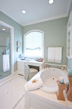 144 best beach house bathrooms images on pinterest