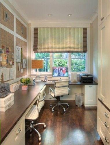 12 Ideas de Oficinas Compartidas para Dos Personas