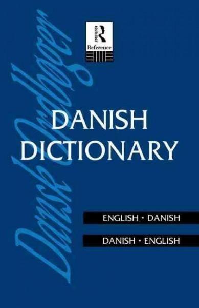 Danish Dictionary: Danish-English, English-Danish