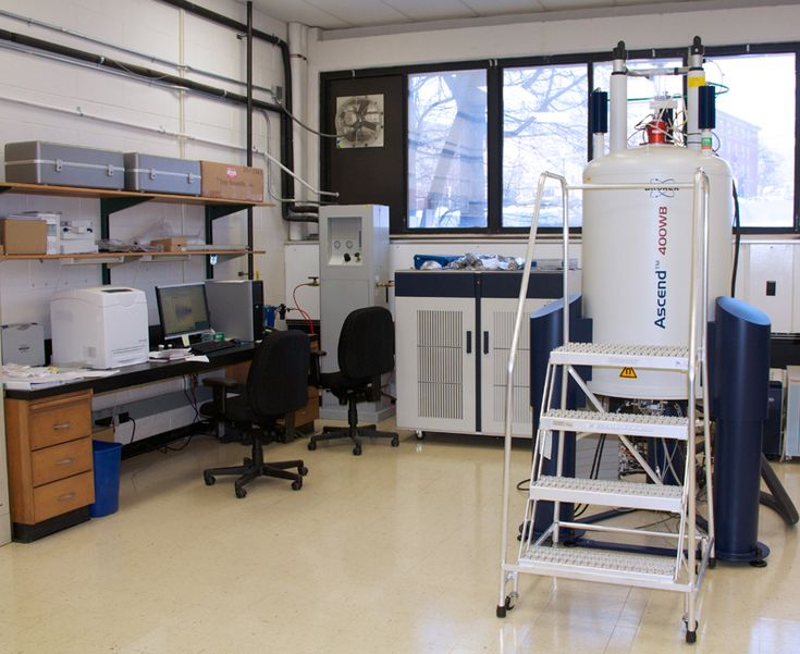 Nuclear Magnetic Resonance Spectroscopy | Institute of Materials ...