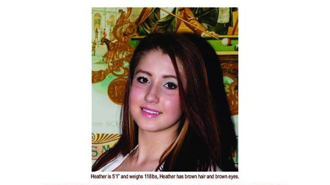 Mystery surrounds disappearance of 20-year-old South Carolina woman Heather Elvis