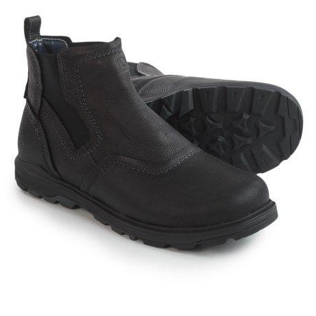 Merrell Brevard Chelsea Boots Nubuck For Men Chelsea Boots Men Boots Pull On Boots