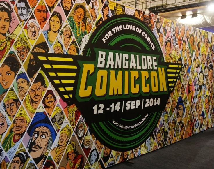 The most happening event in Bengaluru, Comic Con :).. Do check out my video to see what you missed this time :D .. .. .. .. .. .. .. .. .. .. .. .. .. .. .. .. .. .. .. .. .. .. .. .. #LifeThoughtsCamera #LTC #ComicCon #Bangalore #Bengaluru #comic #comics