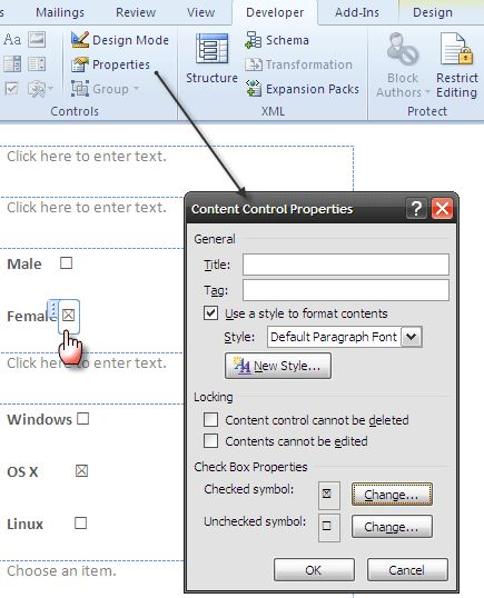 creating forms in word #word #microsoft #office