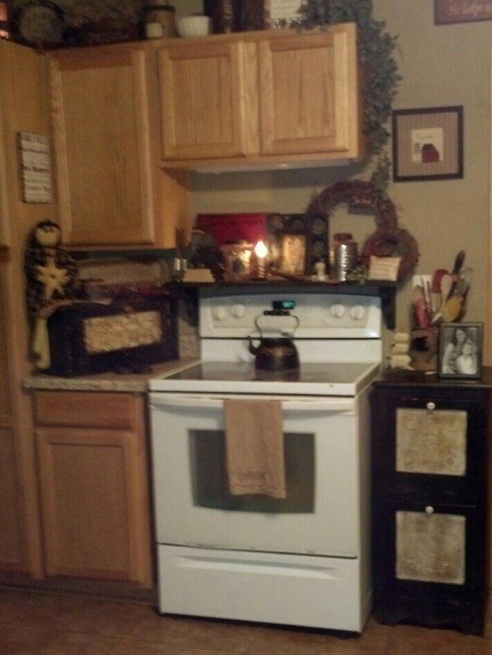 Excellent Pics Small Primitive Kitchen Ideas Primitive Kitchen Primitive Decorating Country Primitive Kitchen Decor