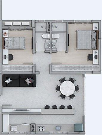 Blumenau Vertical - O site dos edifícios de Blumenau: Edifício Ace - Vila Nova