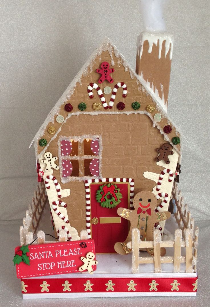 29 Best 3d Houses Tonic Gingerbread House Images On