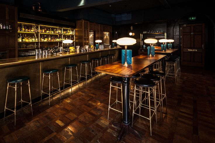 Hawksmoor Manchester #bar #interiors #deansgate #steak