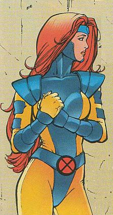 Jean Grey by Leinil Francis Yu                                                                                                                                                                                 Plus