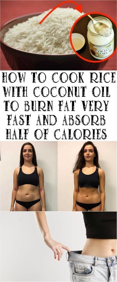 How one can Prepare dinner Rice With Coconut Oil to Burn Extra Fats and Take in Half the Energy