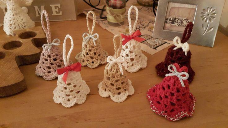 Vánoční zvonečky:)