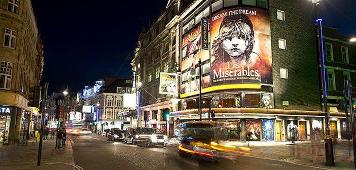 Kam v Londýně za kulturou? Navštivte West End - Broadway Evropy