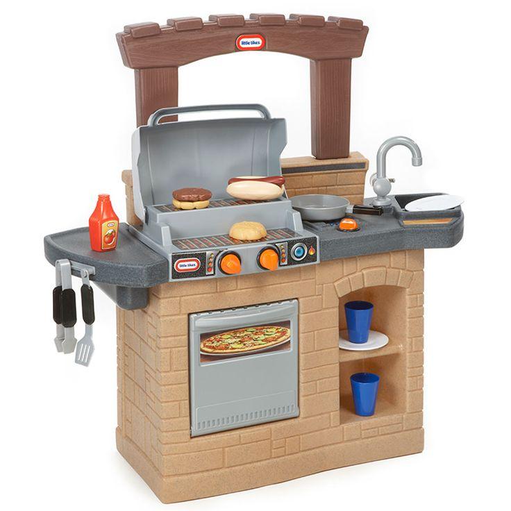 Little Tikes �Cook 'n Play Outdoor BBQ | ToysRUs Australia