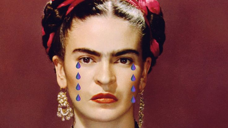 Frida Kahlo Gets an Official App, and So Far it Seems Kind of Pointless