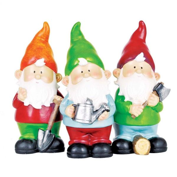 1371 best Kabouters Gnomes images on Pinterest Garden gnomes