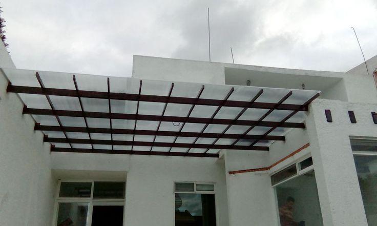 techos de policarbonato para casa - Buscar con Google