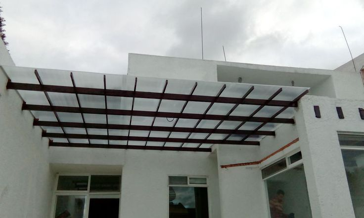 17 mejores ideas sobre techo policarbonato en pinterest for Cobertizos prefabricados metalicos