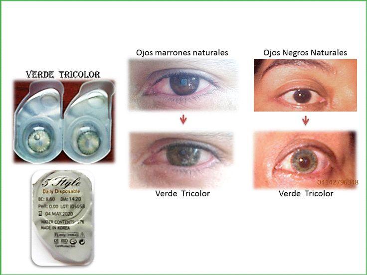 lentes de contacto freshlook mercadolibre