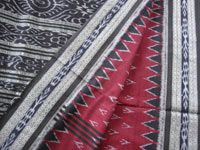Orissa sari--such a sophisticated weave!
