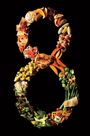 8 Hour Diet - Why not give it a try? Eat anything you want, but only in an 8-hour period each day.
