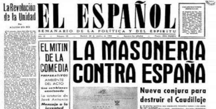 """El Congreso de los Diputados declara la """"ilegitimidad del Tribunal de Represión de la Masonería y el Comunismo"""" y de sus condenas """""""