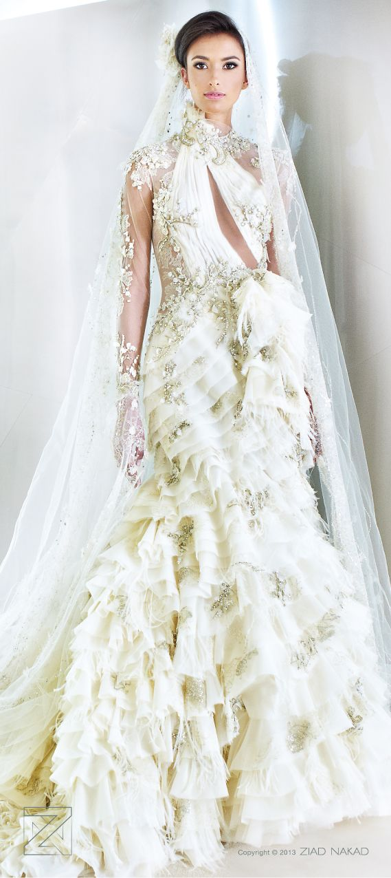 1000 images about ziad nakad on pinterest fashion for Lebanese wedding dress designers
