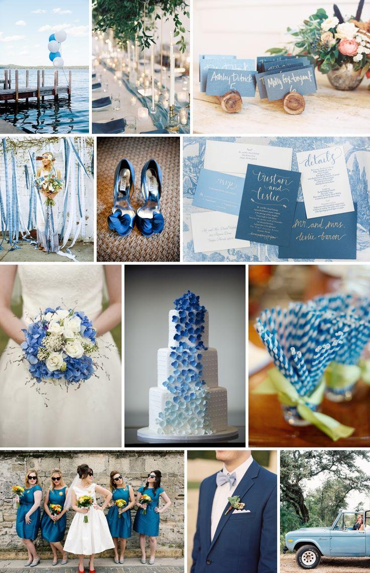 "Mariage en bleu « Blog Mariage "" Petit Mariage entre Amis """