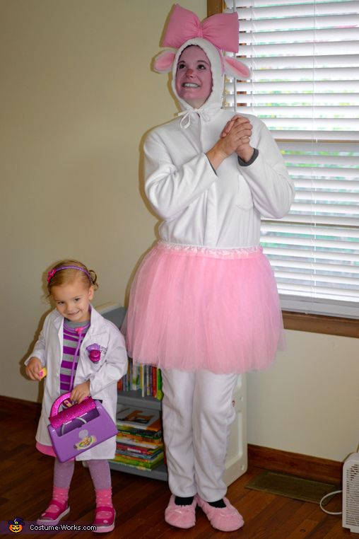 Doc McStuffins and Lambie - 2013 Halloween Costume Contest