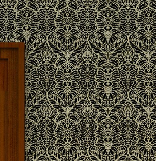 23 Best Images About Damask Wall Painting Stencils On