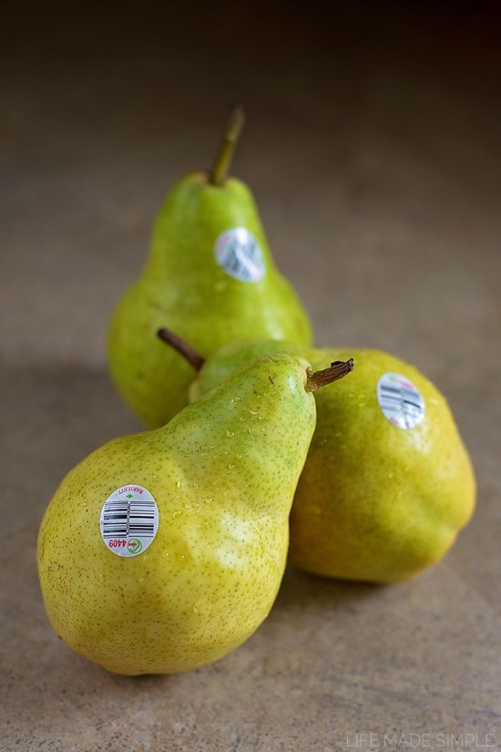 Can Dogs Eat Bosc Pears