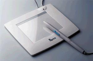 Дигитайзер-это устройство для ввода рисунков от руки непосредственно в компьютер.